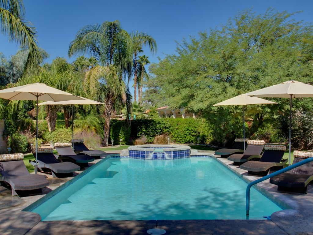 Amazing Palm Springs Private Paradise Vrbo