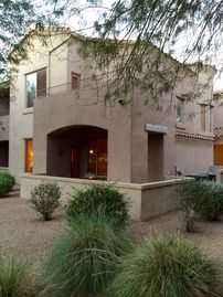 Other Scottsdale Properties townhome rental - End unit with 2 private outdoor spaces
