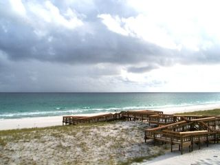 Navarre Beach condo photo - Private Gulf of Mexico Beach Access