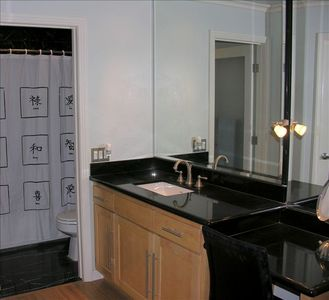 Monarch Beach condo rental - Bath & Vanity
