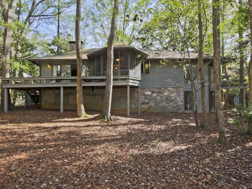 Mountain Creek Villa 1271 at Callaway Gardens Pine Mountain GA