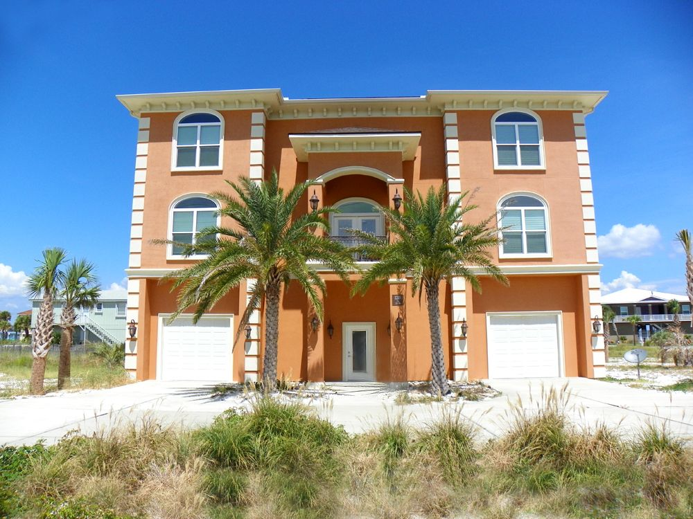 Private Homes Vacation Rental Vrbo 623572 6 Br Pensacola Beach House In Fl Luxury Living On