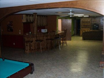 The Basement Area