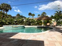 Private Resort Like Backyard with Private Heated Pool and Spa- Pet Friendly