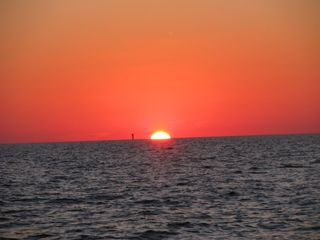 Port St. Joe cottage photo - ABSOLUTELY GORGEOUS SUNSETS!