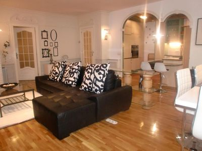 Sant Antoni apartment rental - living