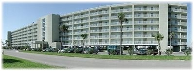 Located at the quiet west end of Okaloosa Island this unit is on the beach