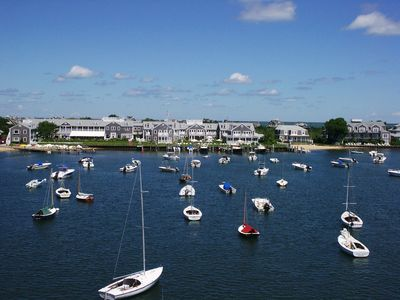 Beautiful Nantucket Harbor