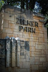 Walking distance to Zilker Park--the heart of Austin's outdoor activities.