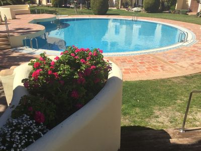 Lovely Villa in La Manga Club with Stunning Shared Pool and Tranquil Gardens