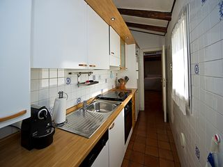 Bologna apartment photo - Cook Italian! The kitchen is fully equipped with tools and appliances.