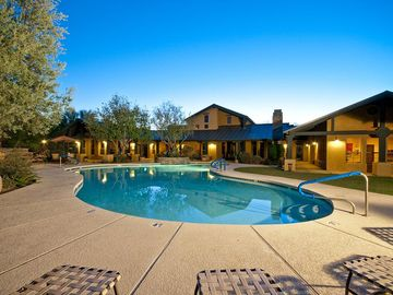 DC Ranch Scottsdale townhome rental - Heated Pool and Hot Tub