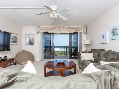Welcome to Barefoot Trace 315! - Step into this beautiful third floor condo and gaze out on your oceanfront view of the Atlantic coast. You've arrived in Paradise!