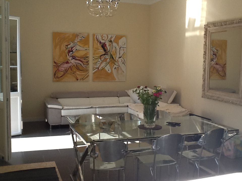 Holiday apartment, 90 square meters , Beaulieu-sur-mer, France