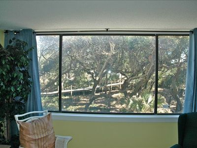Cooper City condo rental - View from Master Bedroom