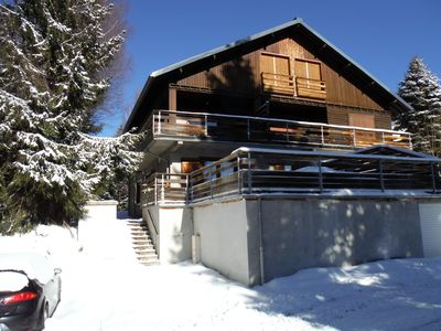 T3 apartment in chalet - AX 3 areas - 150 tracks