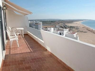 Beachfront Penthouse with Fantastic Sea View and Large Private Terrace