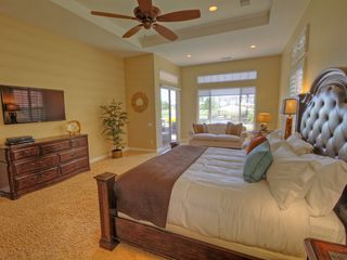 La Quinta villa photo - HDTV and Fine Frette Linens