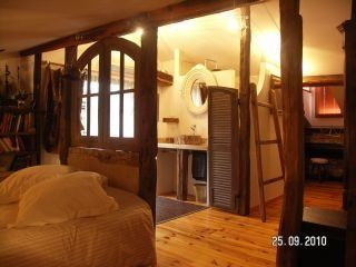 French gîte / Bed and Breakfast Haras Picard du Sant -Chambres avec SPA for 12 people