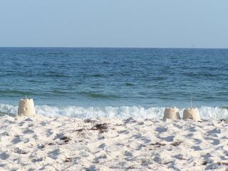 Fort Morgan condo photo - Sugar-white sand beach