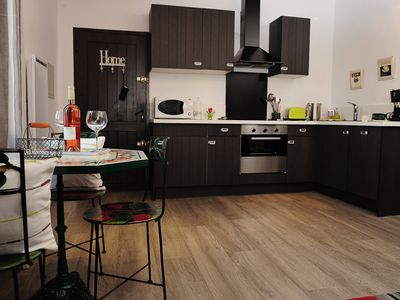 Apartment near the beach, 40 square meters, great guest reviews