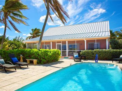 image for 2BR-Cayman Dream: Very Cute Oceanfront Villa with pool in Rum Point