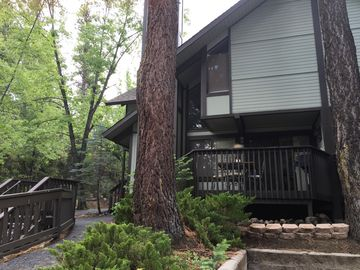 Winter Park townhome rental - Private end unit