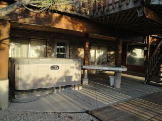 Heber City cabin photo - Hot Tub