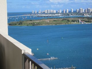 West Palm Beach condo photo - view from balcony