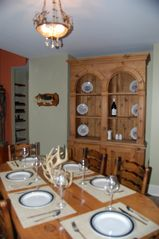 Wintergreen house photo - Dining area