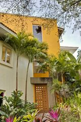 Puerto Vallarta villa photo - As you arrive at La Roca the colors and vegetation wow you.