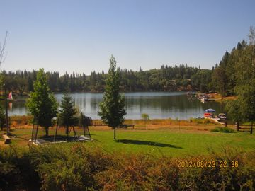 Lake of the Pines estate rental - Best View On The Lake!!