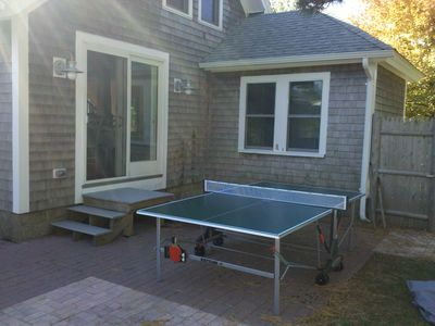 Four season ping pong table - built for artic weather also!