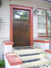 Venice Beach house photo - The 1910 Classic House's Front Door