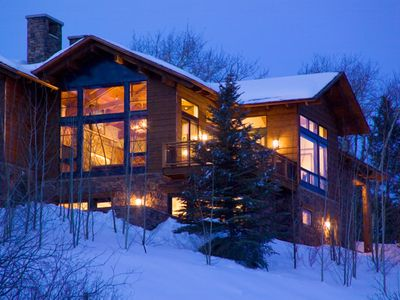 Teton Village lodge rental - Welcome to Gray Wolf Lodge!