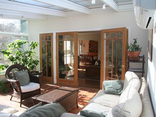 East Hampton house photo - sunroom