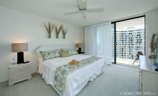 Vacation Homes in Marco Island condo photo - Master Suite with King Bed & Premium Linens...