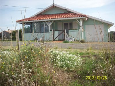 Accommodation near the beach, 55 square meters, , Contis-plage, Aquitaine