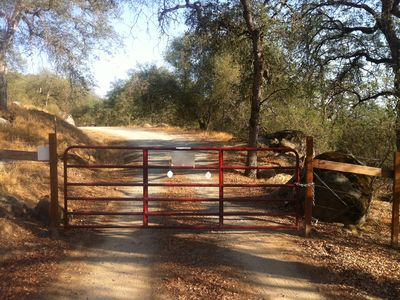 Ranch Entry Gate