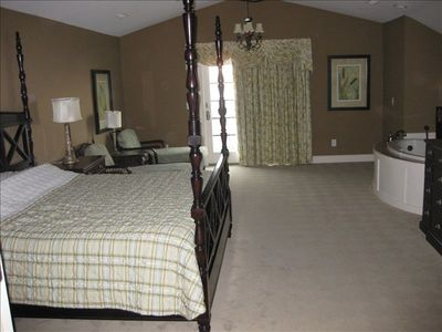 Master Suite on 3rd floor