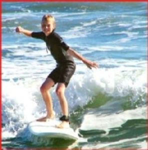 Private Surfing Lessons Available at Beach Houses for all ages