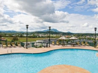 Sevierville condo photo - Pool View