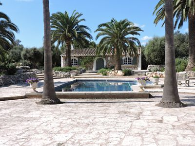 Luxury Farmhouse, Beautiful Private Pool near beaches in Sant Lluis Menorca