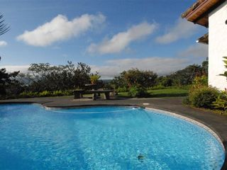 Nuevo Arenal house photo - Relax in our crystal-clear pool!