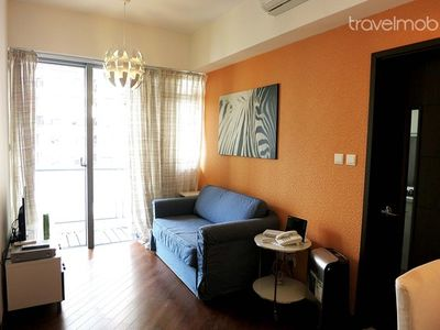 1 Comfort Bed Rm Apartment Near MTR