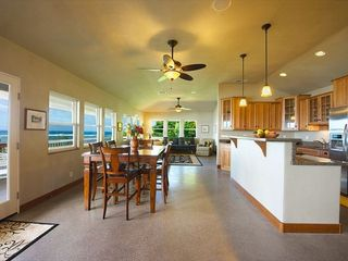Anini Beach house photo - Another full Kitchen on the upper level.