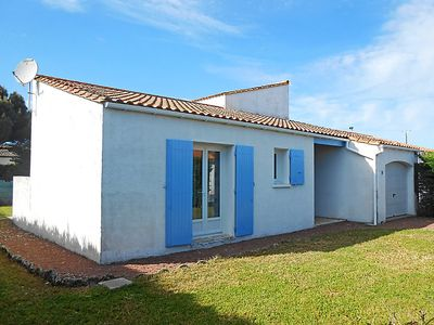 Vacation home Résidence Le Moulin de La Croix  in Ile d'Oléron, Poitou - Charentes - 6 persons, 3 bedrooms
