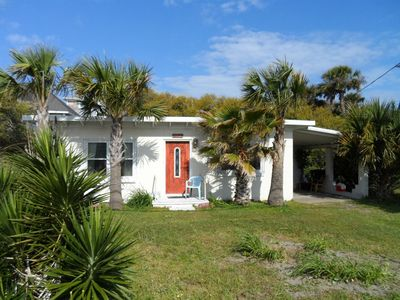 Carolina Beach house rental - Island Getaway, across street from the ocean.