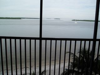 Fort Myers condo photo - San Carlos Bay from the lani