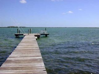 Summerland Key house photo - 100 foot dock (with 5 feet controlled depth)